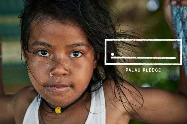 The Palau Pledge